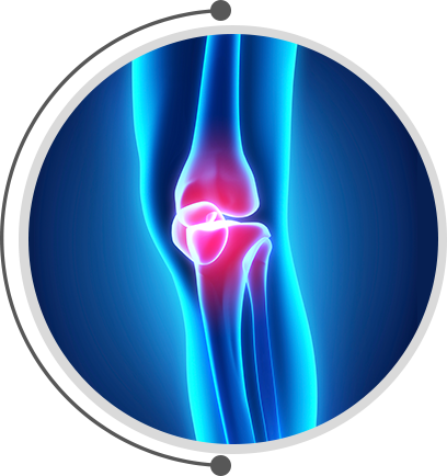 Knee Banner Icon
